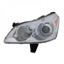 2009-2010 Chevrolet (Chevy) Traverse Headlight Assembly - Left (Driver)