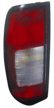 1998 - 1999 Nissan Frontier Tail Light Rear Lamp - Left (Driver)