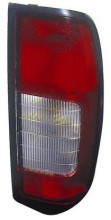 1998 - 1999 Nissan Frontier Rear Tail Light Assembly Replacement / Lens / Cover - Right (Passenger)
