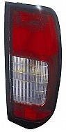 1998-1999 Nissan Frontier Tail Light Rear Lamp - Right (Passenger)