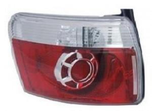 2007-2012 GMC Acadia Tail Light Rear Lamp - Left (Driver)