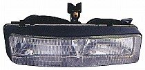 1992 - 1993 Oldsmobile Cutlass Supreme Front Headlight Assembly Replacement Housing / Lens / Cover - Right (Passenger)