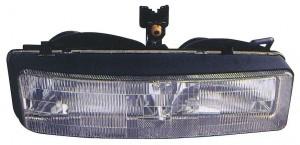 1992-1993 Oldsmobile Cutlass Supreme Headlight Assembly - Right (Passenger)