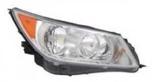 2010-2012 Buick LaCrosse Headlight Assembly - Right (Passenger)