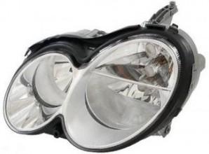 2006 Mercedes Benz CLK350 Headlight Assembly - Left (Driver)