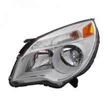 2010-2011 Chevrolet (Chevy) Equinox Headlight Assembly (LS / LT) - Left (Driver)