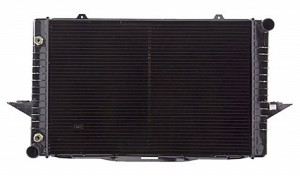1993-1997 Volvo 850 Series Radiator (2.4L L5 / Without Turbo)