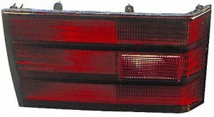 1990-1994 Lexus LS400 Deck Lid Tail Light - Left (Driver)