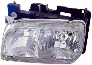 1992-2000 GMC Yukon Headlight Assembly - Left (Driver)