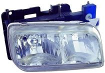 1999 - 2000 Cadillac Escalade Front Headlight Assembly Replacement Housing / Lens / Cover - Right (Passenger)