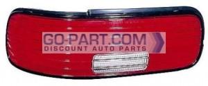 1993-1996 Chevrolet (Chevy) Impala Tail Light Rear Lamp - Left (Driver)