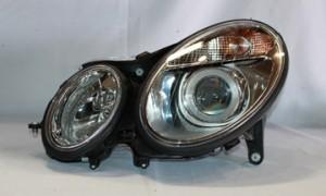 2004-2006 Mercedes Benz E500 Headlight Assembly - Left (Driver)