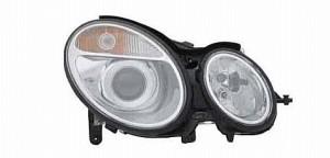 2004-2006 Mercedes Benz E500 Headlight Assembly - Right (Passenger)