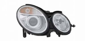 2003-2006 Mercedes Benz E320 Headlight Assembly - Right (Passenger)