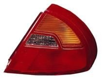 1999 - 2002 Mitsubishi Mirage Tail Light Rear Lamp - Right (Passenger)