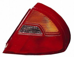 1999-2002 Mitsubishi Mirage Tail Light Rear Lamp - Right (Passenger)