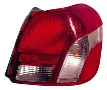 2000 - 2002 Toyota Echo Rear Tail Light Assembly Replacement / Lens / Cover - Right (Passenger)