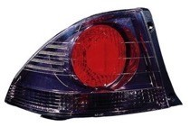 2001 Lexus IS300 Rear Tail Light Assembly Replacement / Lens / Cover - Left (Driver)