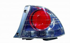 2004-2005 Lexus IS300 Tail Light Rear Brake Lamp - Right (Passenger)