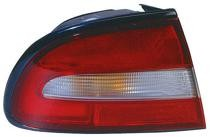1994 - 1996 Mitsubishi Galant Tail Light Rear Lamp - Right (Passenger)