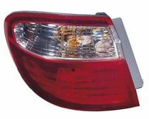 2000 - 2002 Infiniti I30 Rear Tail Light Assembly Replacement / Lens / Cover - Left (Driver)