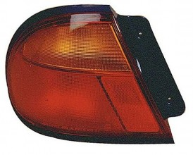 1996-1998 Mazda Protege Tail Light Rear Lamp - Left (Driver)