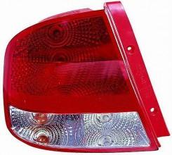 2004-2006 Chevrolet (Chevy) Aveo Tail Light Rear Lamp - Right (Passenger)