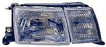 1990 - 1992 Lexus LS400 Headlight Assembly - Right (Passenger)
