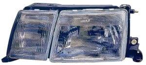 1993-1994 Lexus LS400 Headlight Assembly - Left (Driver)