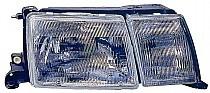 1993 - 1994 Lexus LS400 Headlight Assembly - Right (Passenger)