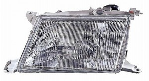 1995-1997 Lexus LS400 Headlight Assembly - Left (Driver)