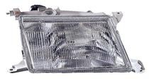 1995 - 1997 Lexus LS400 Front Headlight Assembly Replacement Housing / Lens / Cover - Right (Passenger)