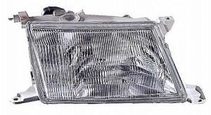 1995-1997 Lexus LS400 Headlight Assembly - Right (Passenger)