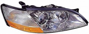 1992-1994 Lexus ES300 Headlight Assembly - Right (Passenger)
