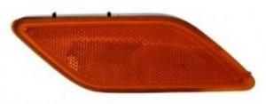 2011-2013 Mercedes Benz E350 Front Marker Light - Right (Passenger)