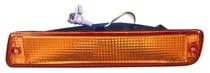 1991 - 1992 Toyota Landcruiser Front Signal Light Assembly Replacement / Lens Cover - Right (Passenger)