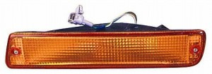 1991-1992 Toyota Landcruiser Front Signal Light - Right (Passenger)