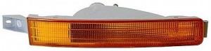 1990-1994 Lexus LS400 Front Bumper Side Signal Light - Left (Driver)