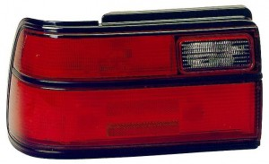 1991-1992 Toyota Corolla Tail Light Rear Lamp - Left (Driver)