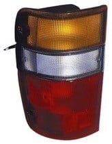 1992 - 1999 Isuzu Trooper + Trooper II Rear Tail Light Assembly Replacement / Lens / Cover - Left (Driver)