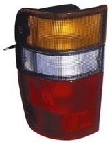 1992 - 1999 Isuzu Trooper + Trooper II Tail Light Rear Lamp - Left (Driver)