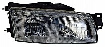 1993 - 1996 Mitsubishi Mirage Headlight Assembly (Sedan) - Right (Passenger)