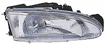 1993 - 1996 Mitsubishi Mirage Headlight Assembly (Coupe) - Right (Passenger)
