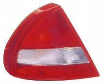 1997 - 1998 Mitsubishi Mirage Tail Light Rear Lamp - Left (Driver)
