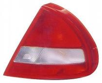 1997 - 1998 Mitsubishi Mirage Tail Light Rear Lamp - Right (Passenger)