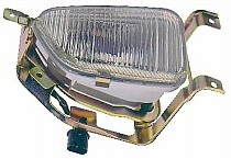 1997 - 2002 Mitsubishi Mirage Fog Light Assembly Replacement Housing / Lens / Cover - Right (Passenger)