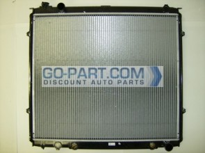 2005-2009 Toyota Sequoia Radiator