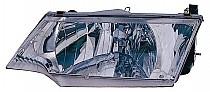 1999-1999 Nissan Sentra Headlight Assembly - Left (Driver)