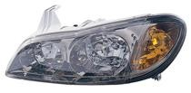 2000 - 2001 Infiniti I30 Headlight Assembly (with Touring Package / Halogen) - Left (Driver)