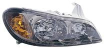 2000 - 2001 Infiniti I30 Headlight Assembly (with Touring Package + Halogen) - Right (Passenger)